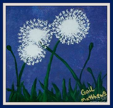 Gail Matthews - Fluff of the Dandelions