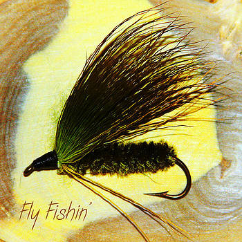 Fly Fishin by Jennifer Muller