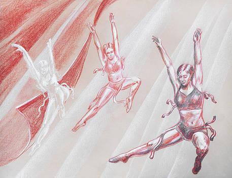 Irina Sztukowski - Flying Dancers