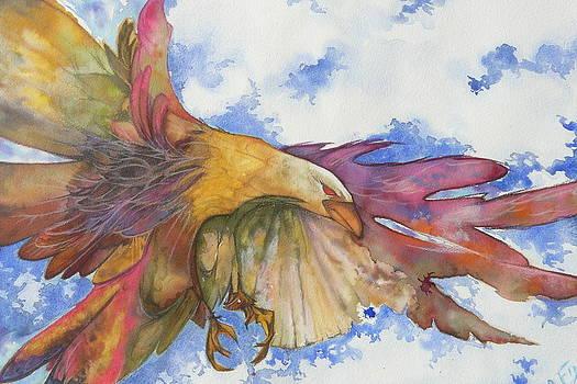 Flying  High  by Federico  De muro