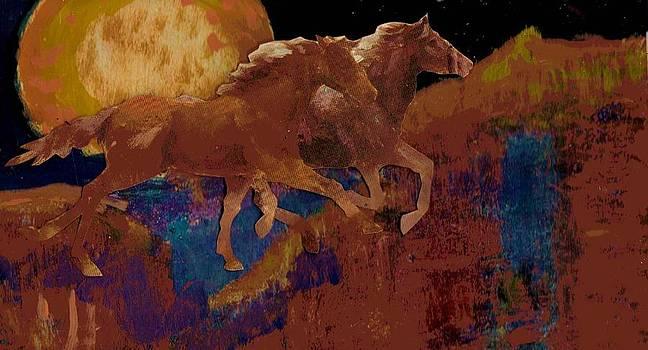Anne-Elizabeth Whiteway - Flying Horses