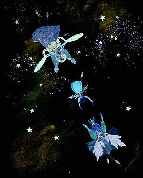 Flying Lessons at Night by Karen Nelson