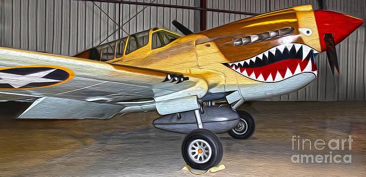 Gregory Dyer - Flying Tiger - 02