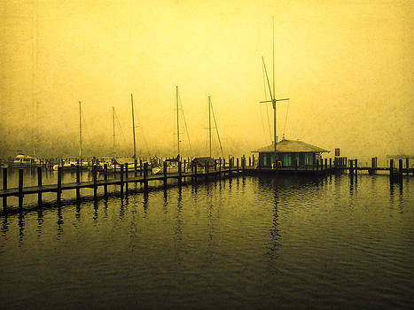 Fog At Georgetown by Eleanor Ivins
