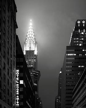 Fog City by Irene Suchocki