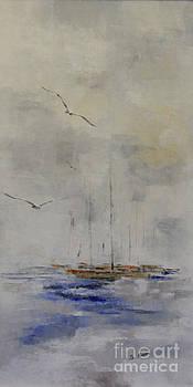 Fog Lifting by Steve Knapp