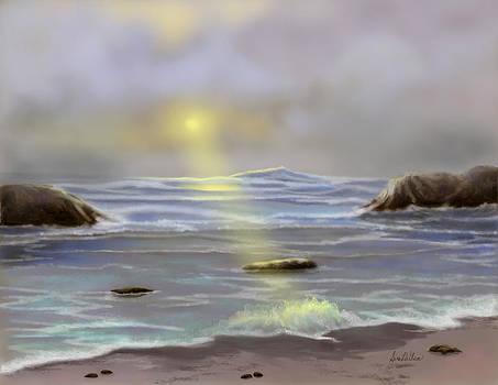Fog on the Horizon by Sena Wilson
