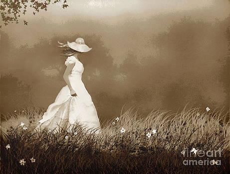 Fog Walk by Robert Foster