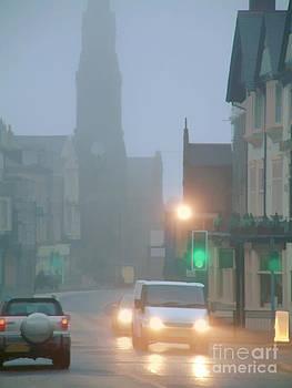 Foggy Morning by Tess Baxter