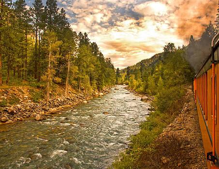 Randall Branham - Follow Animas River Train