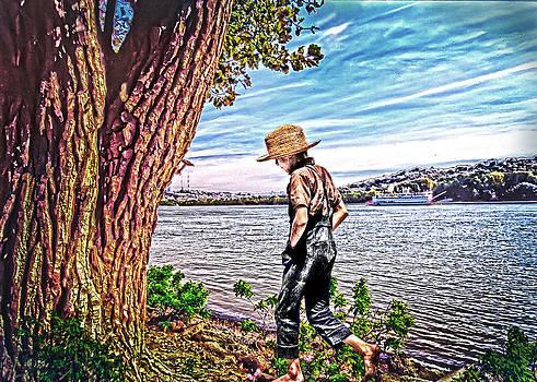 Randall Branham - Following the River