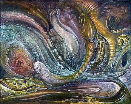 Fomorii Interior Ii by Otto Rapp
