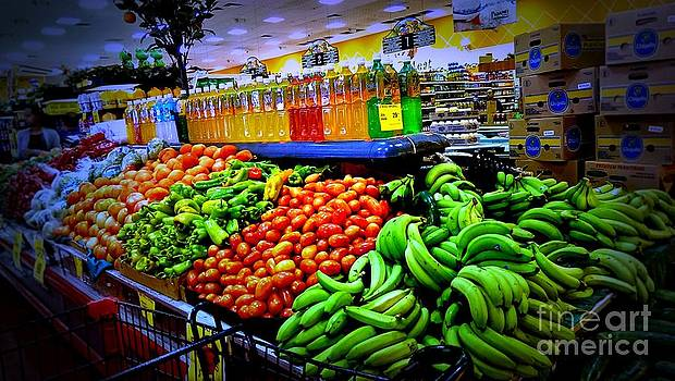 Food Market by Denisse Del Mar Guevara