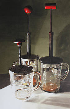 Food Processors by Denny Bond