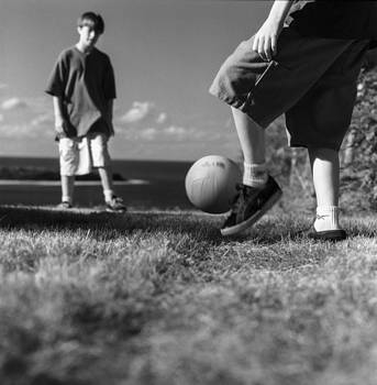 Football #2 by Morocco Flowers Images