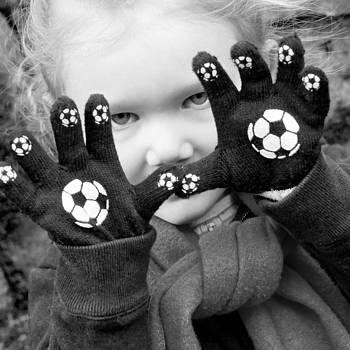 Football Fan by Matthew Ahola