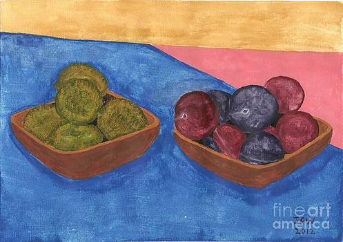 Forbidden Fruit by John Williams