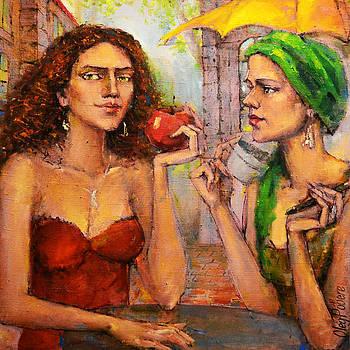 Forbidden fruit by Oleg  Poberezhnyi