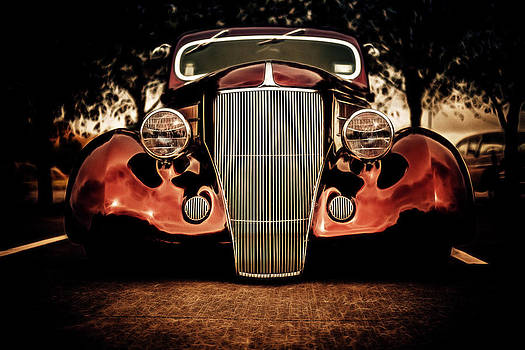 motography aka Phil Clark - Ford Coupe Hotrod