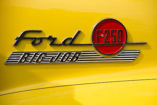 Ford F-250 by James Bullard