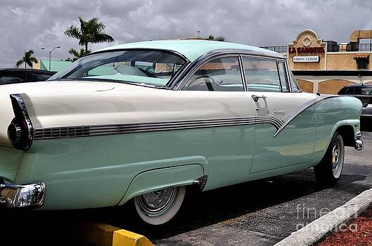 Ford Fairlane Profile by Andres LaBrada
