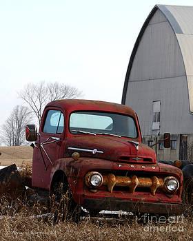 Ford Farm 4 by Marianne Kuzimski