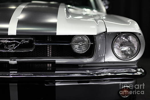 Ford Mustang Fastback - 5D20342 by Wingsdomain Art and Photography
