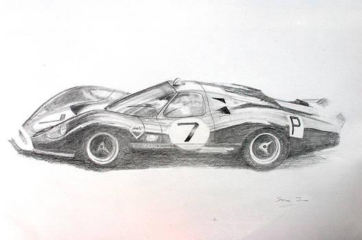 Ford P68 by Steve Jones