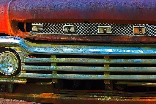 Ford Truck by Ruben  Flanagan
