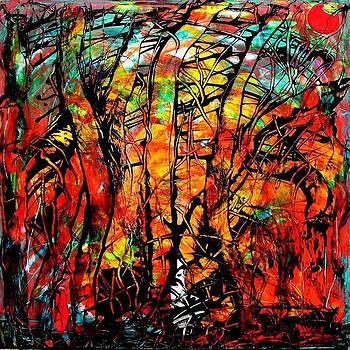 Forest by Carolyn Repka