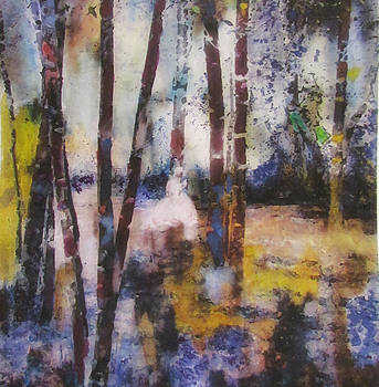 Forest Dream by Carol Kinkead