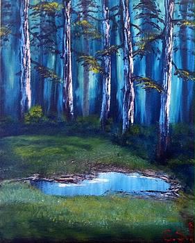 Forest by Genevieve Elizabeth