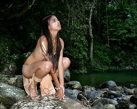 Forest Nymph by Koa Feliciano