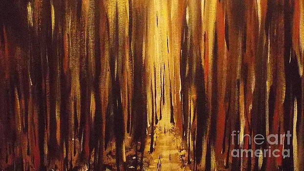 Forest of Gold by Crystal Schaan