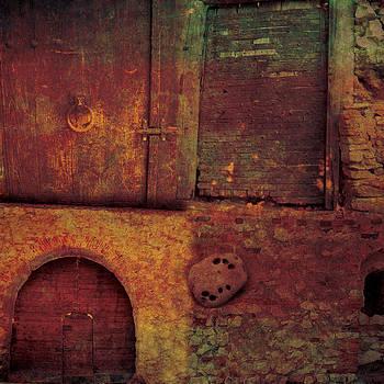 Forgotten Portals by Cosmin Bicu