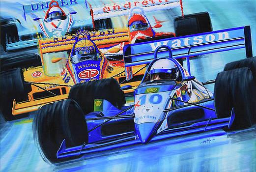 Hanne Lore Koehler - Formula 1 Race