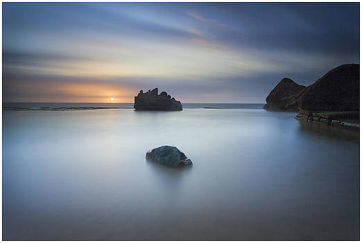 Forresters Beach Sunrise 3 by Steve Caldwell