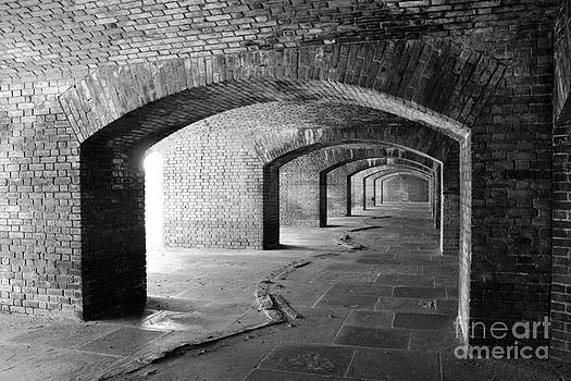 Fort Jefferson by Alison Tomich