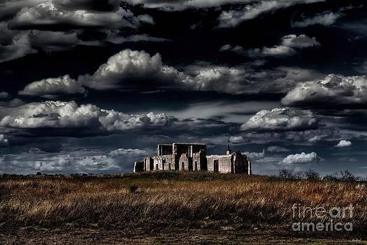 Jon Burch Photography - Fort Laramie Hospital Ruins
