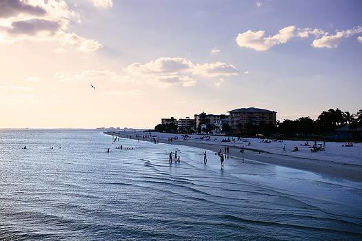 Fort Myers Sunset by Tony Boyajian