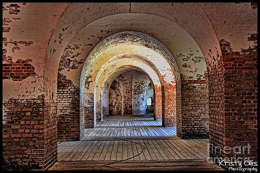Old Fort James Jackson by Kristy Ollis