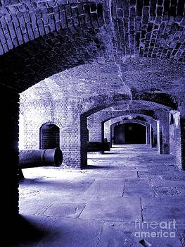 Fort Zachary Taylor2 by Claudette Bujold-Poirier