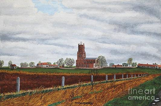Fotheringhay by Shirley Miller