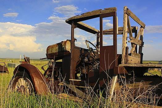 Found in a Field by Richard Stillwell
