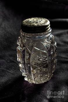 Found  Salt Shaker by   Joe Beasley