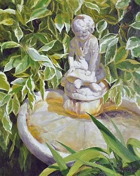 Fountain Boy by Scott Harding