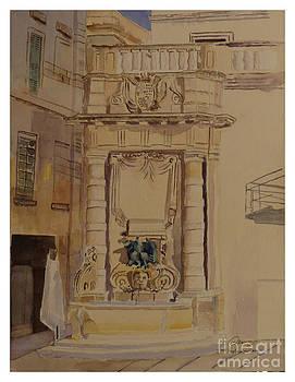 Fountain by Godwin Cassar