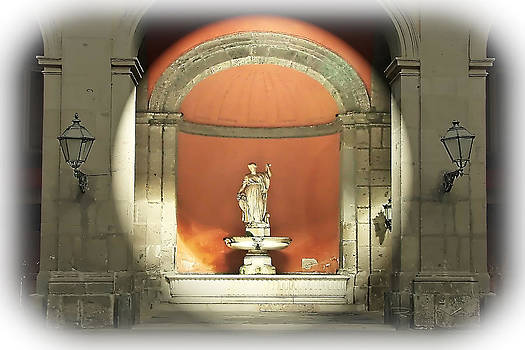 Fountain of Fortune - Fontana della Fortuna / Naples / Italy by Rachel Veser
