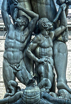 Gregory Dyer - Fountain of Neptune Florence Italy