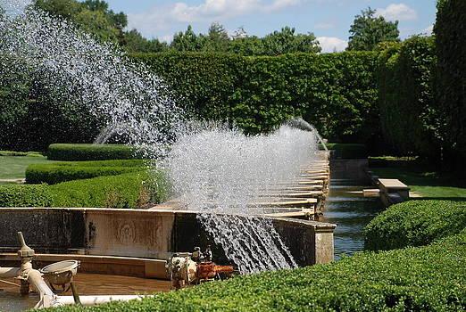 Fountains by Jennifer Ancker